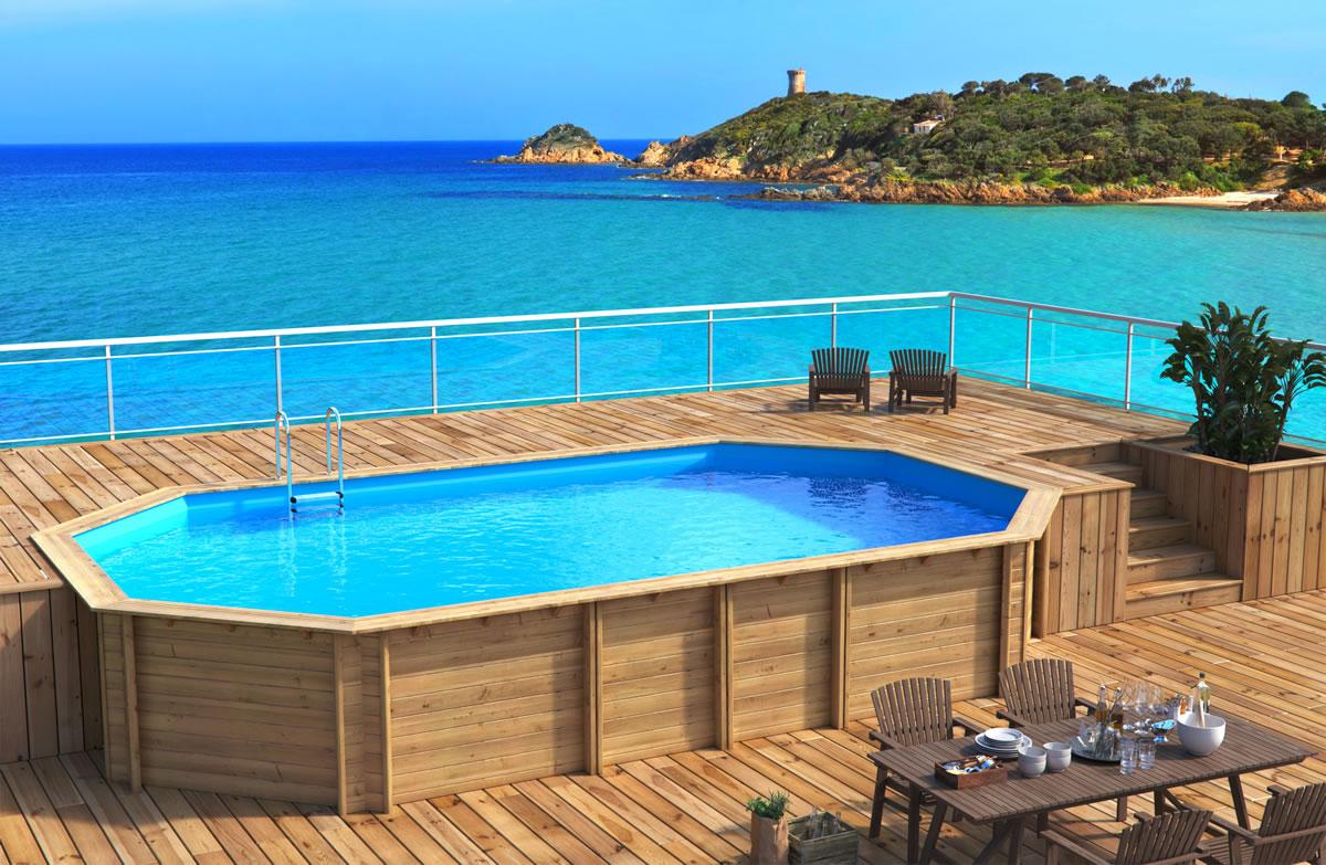 Vendita online di piscine in legno - Piscine on line ...