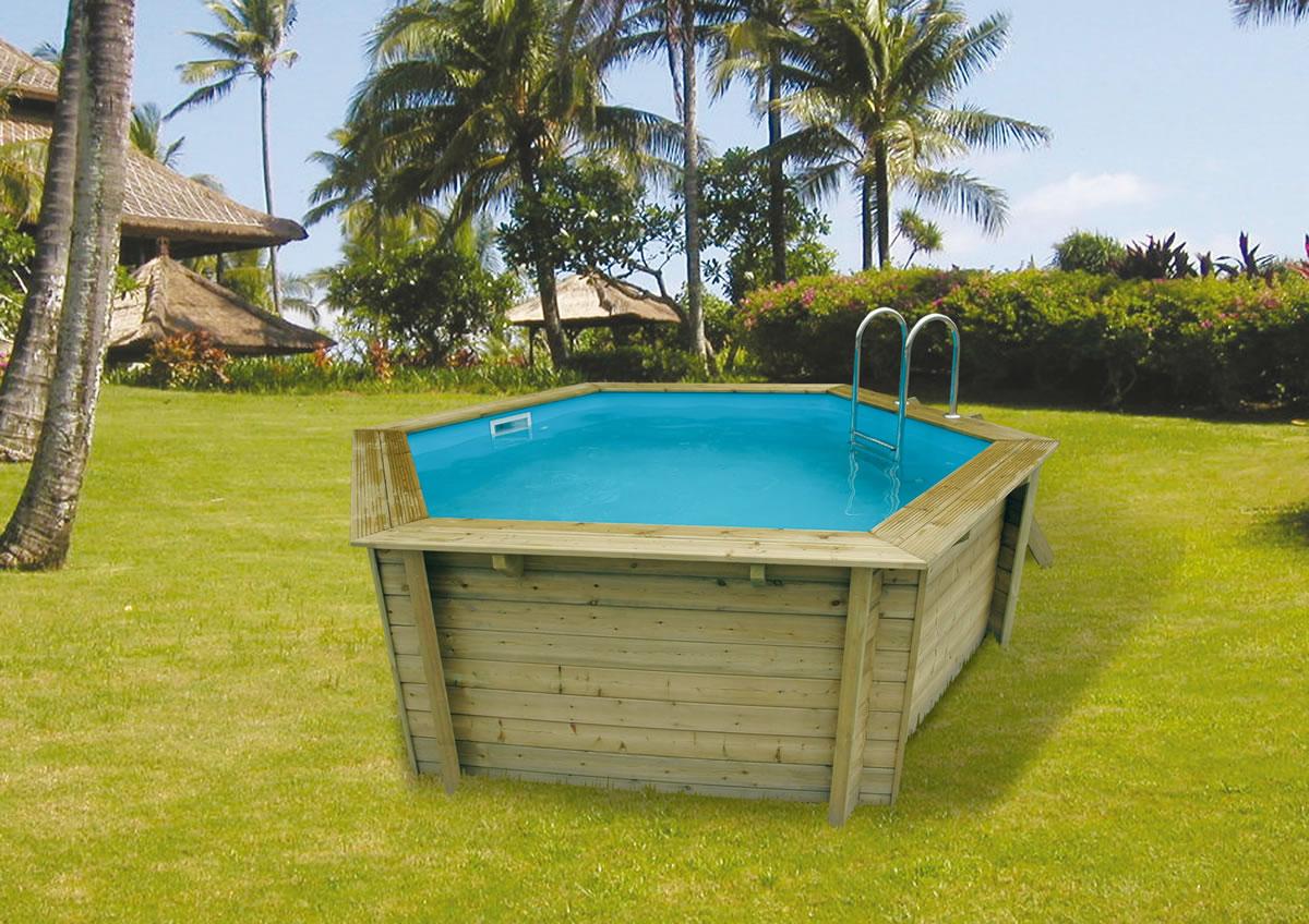 Vendita online di piscine in legno for Piscine online